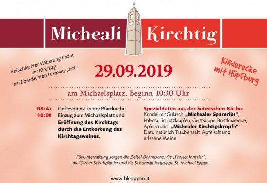 Micheali Kirchtig